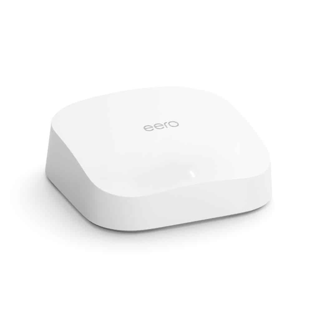 eero 6 pro wifi mesh router