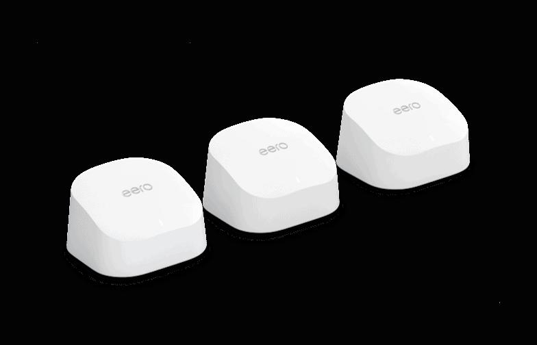 eero 6 pro wifi router