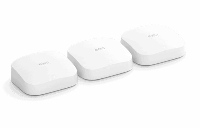 eero 6 wifi router