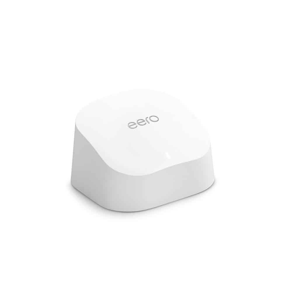 eero 6 wifi mesh router