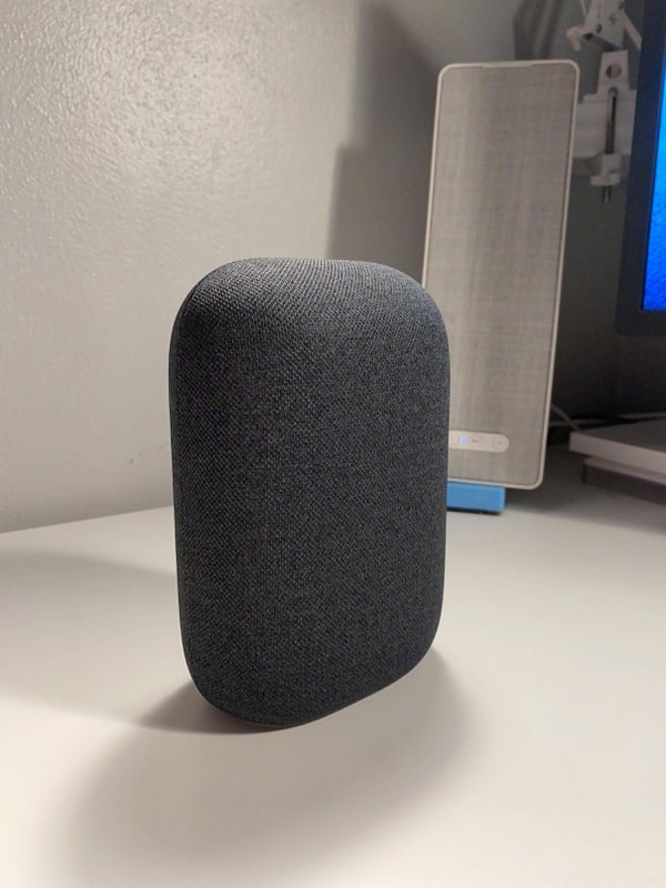 google nest audio slimme speaker