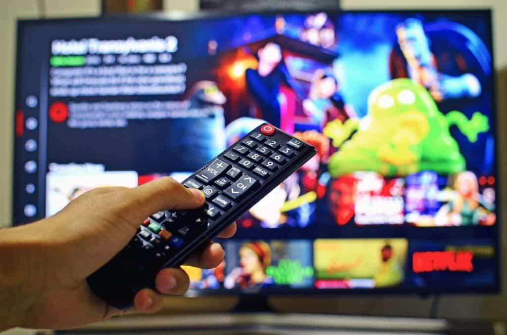 Stream Netflix via Chromecast