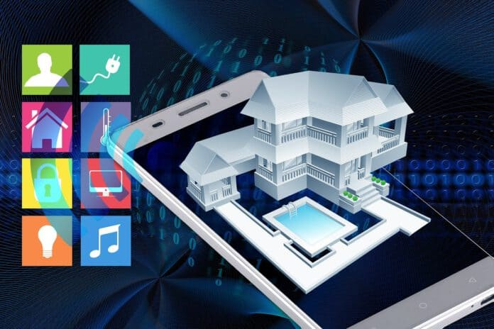 ces 2021 smart home