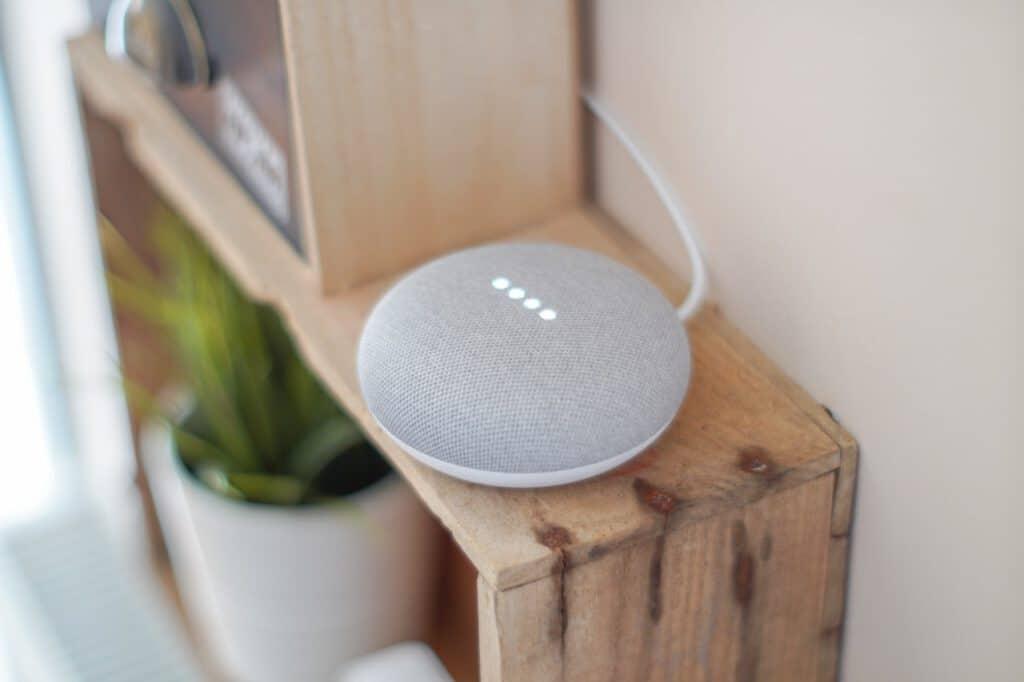 google home mini boodschappenlijst