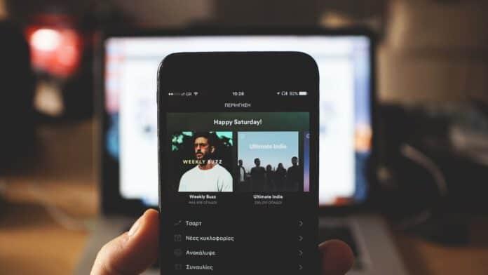 spotify via chromecast